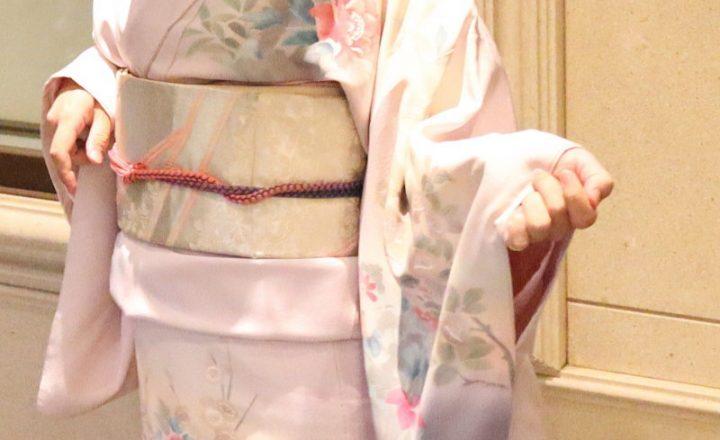 着物の袖口